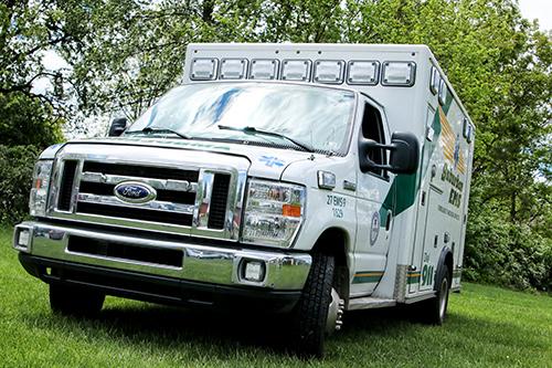 Suburban EMS - Ambulance