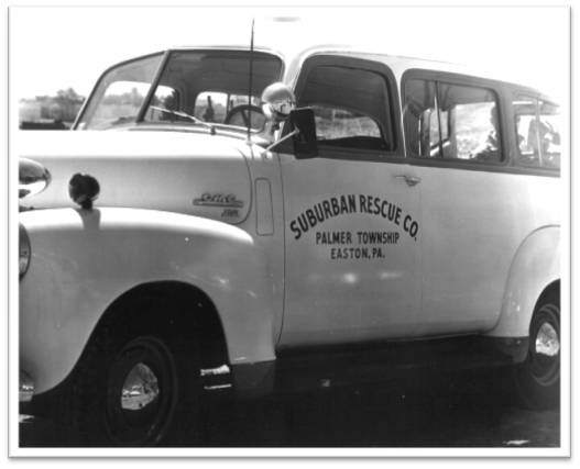 Original ambulance